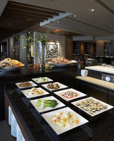 The Shilla Seoul: The Parkview Buffet