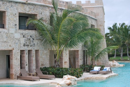 Sanctuary Cap Cana by AlSol: View from our Room