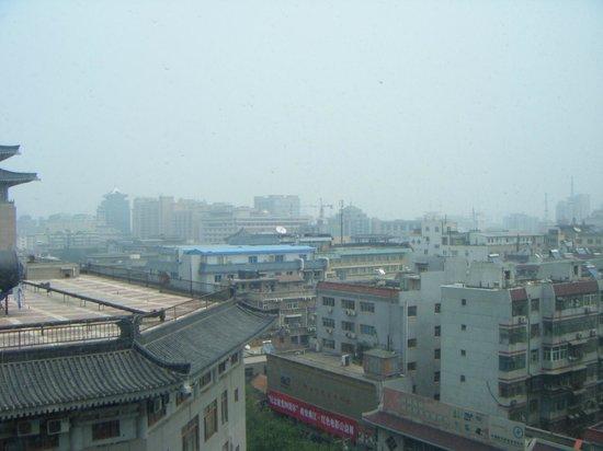 Citadines Central Xi'an: bad air
