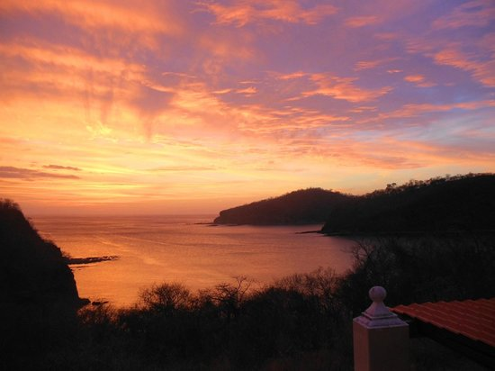 Casa Del Soul: AMAZING sunset!!