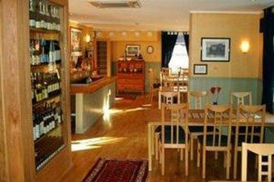 Hotell Gastis: Buffet restaurant