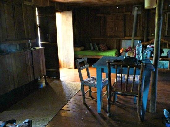 Posada La Bonita : Habitación