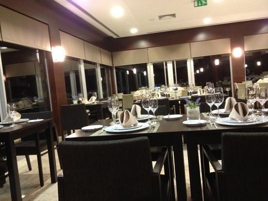 Montebelo Aguieira Lake Resort & Spa: restaurante