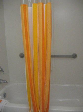 La Quinta Inn & Suites Orlando Convention Center: shower