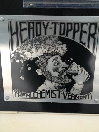 The Alchemist Brewery: Heady-Topper logo