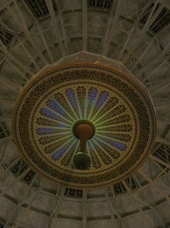 West Baden Springs Hotel: The Dome