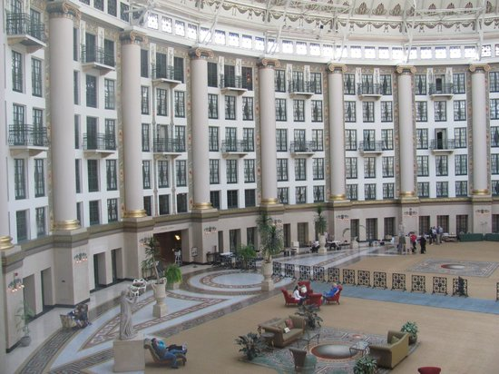 West Baden Springs Hotel: Under the Dome