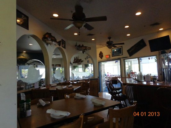 Rum Bay Restaurant: Rum Bay Restarant on Palm Island