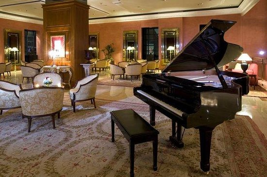 Gran Melia Caracas Hotel: 14aGranMeliaCaracas-PianoBar