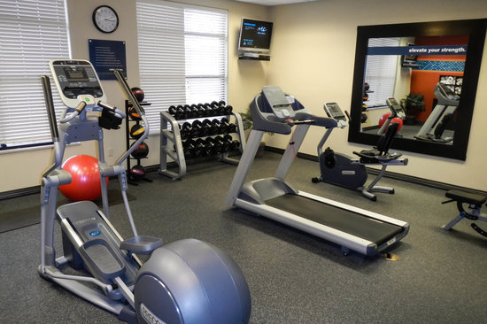 Hampton Inn & Suites Florence-Downtown: Fitness Room