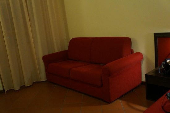 Il Seminario Bed & Breakfast: Sofa in the room