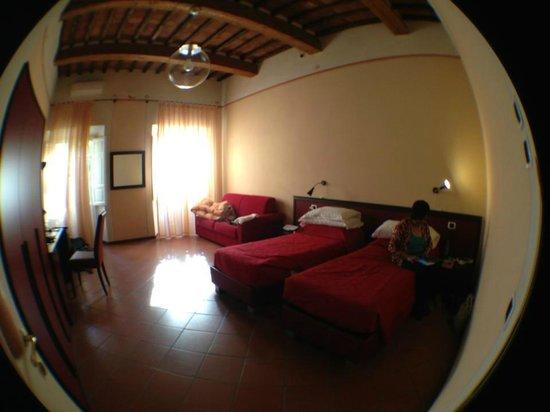 Il Seminario Bed & Breakfast : Our room