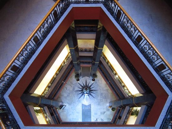 Lotus Luxor Hotel: Zona de habitaciones