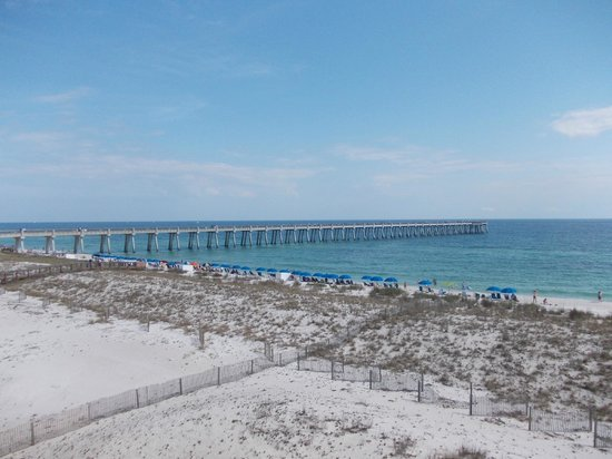 Navarre beach and fishing pier picture of navarre beach for Navarre beach fishing pier