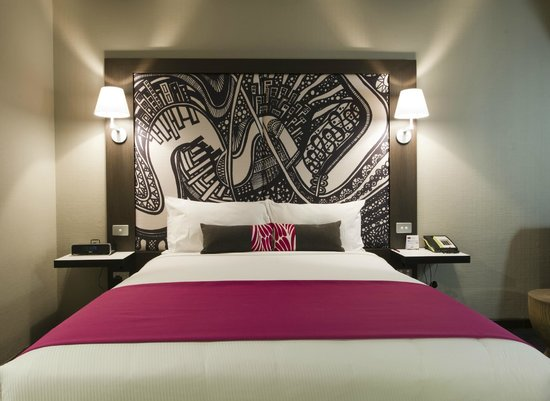 Mercure Brisbane : Guest room bed