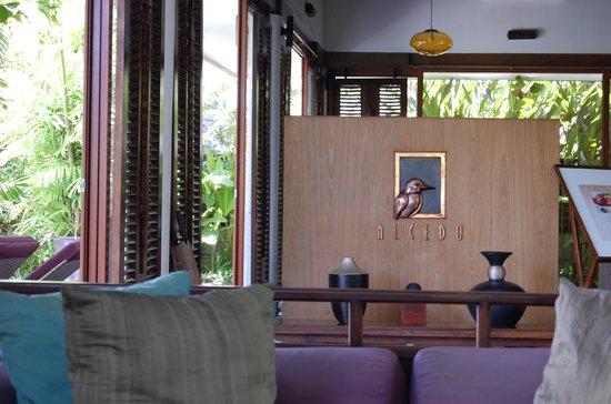 Alcedo Restaurant : restuarant view