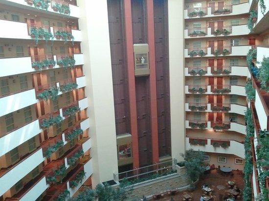 阿爾伯克爾基大使館套房溫泉飯店照片