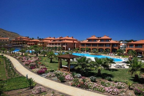 Pestana Porto Santo All Inclusive: Gardens