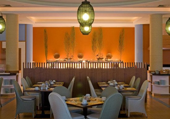 Pestana Porto Santo All Inclusive: Restaurant