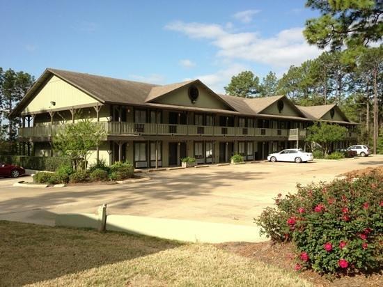 The Lodge Hotel: Rayburn Country Lodge