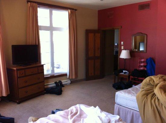 Tour des Voyageurs : bedroom