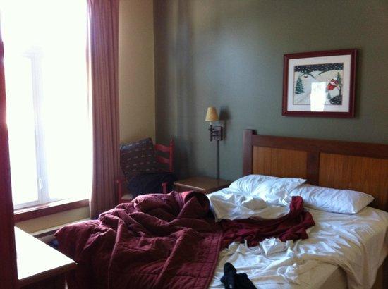 Tour des Voyageurs : room