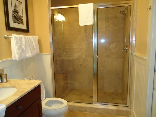 Kiva Dunes Resort: 2nd bathroom