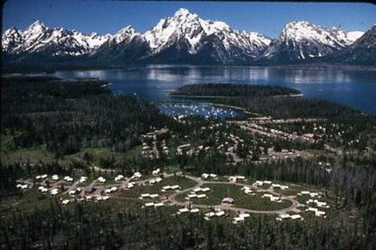 Colter Bay Village - 2017 Prices & Campground Reviews ...