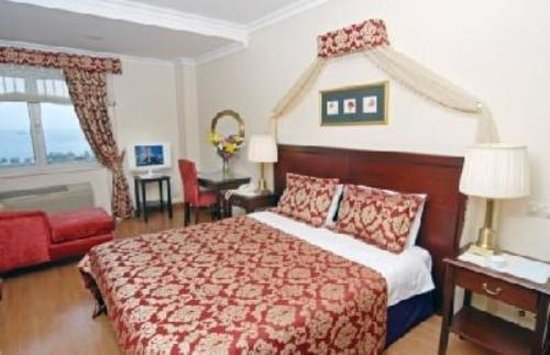 Daphne Hotel: Guest Room