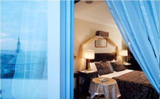Daphne Hotel: Interior
