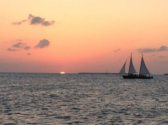 Pier House Resort & Spa: Sunset Sail