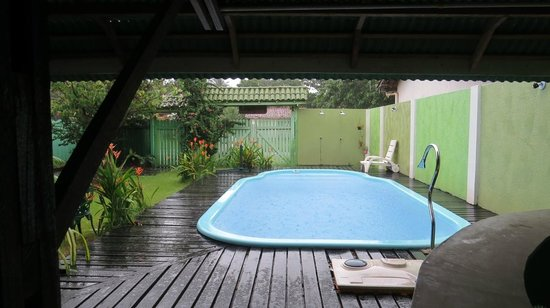 Hotel Inaja : piscina da pousada