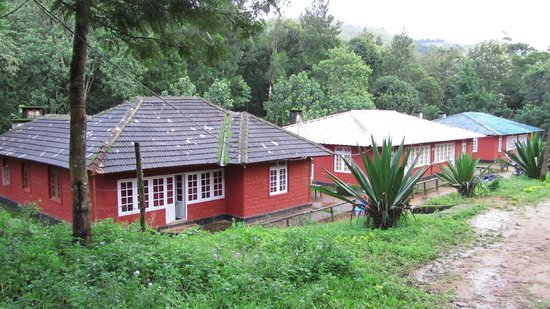 Nelliyampathy, India: Cottages