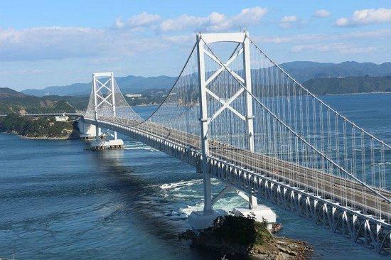大鳴門橋の写真その3 Picture Of Onaruto Bridge