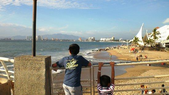 Bay of Banderas : Malecón