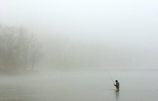 Timber Creek Inn & Suites: Fishing