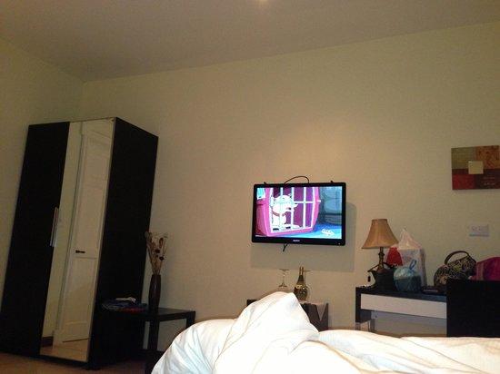 Hotel Luisiana: Room