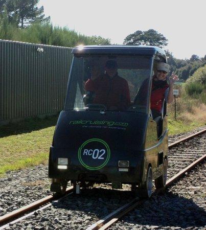 Railcruising: Having fun!