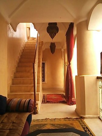Riad Lorsya: a passage