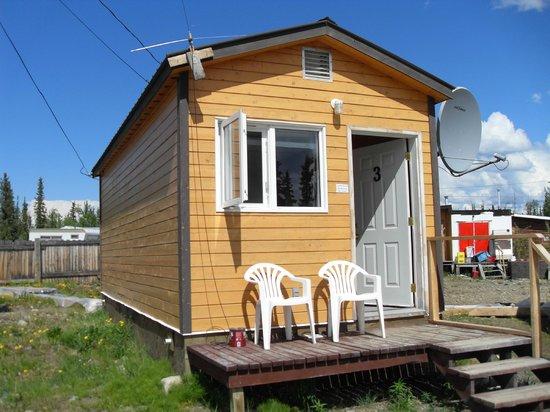 Cabin at Buckshot Betty's
