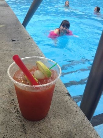 Kah-Nee-Ta Resort & Spa: $7 Bloody Mary
