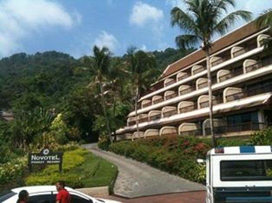 Novotel Phuket Resort: Deluxe Seaview