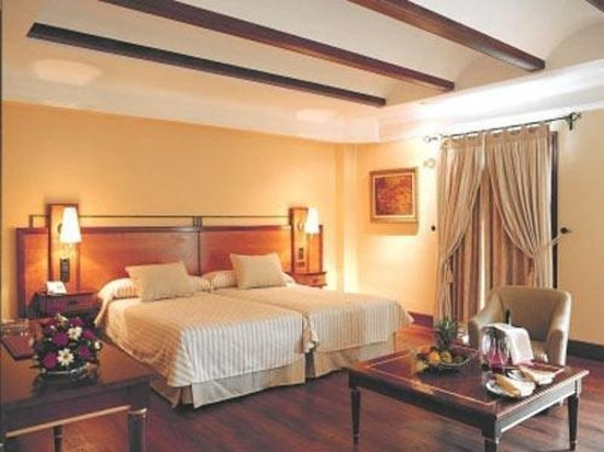 Hotel Abades Guadix: Guest Room