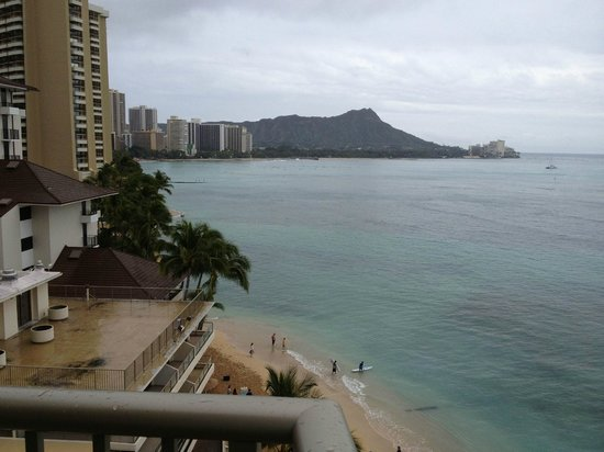 Outrigger Reef Waikiki Beach Resort: What's not to like?!
