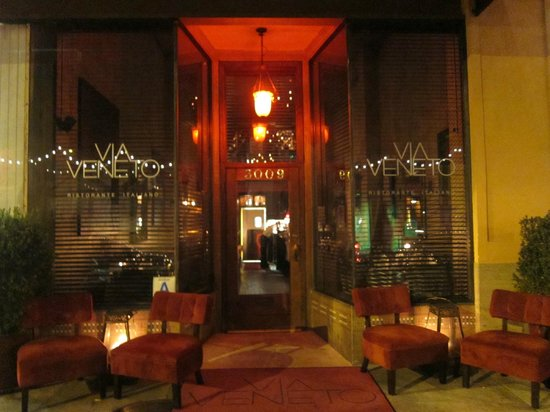 restaurant review reviews swingers santa monica california