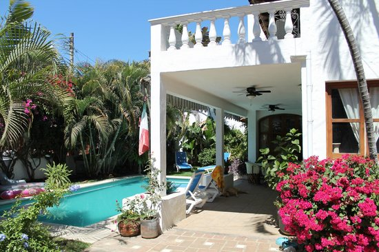 Casa Bella Maria Bed & Breakfast: pool