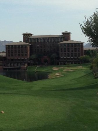 Kierland Golf Club: This is not your typical Arizona desert course get out and enjoy the plush green grass waters an
