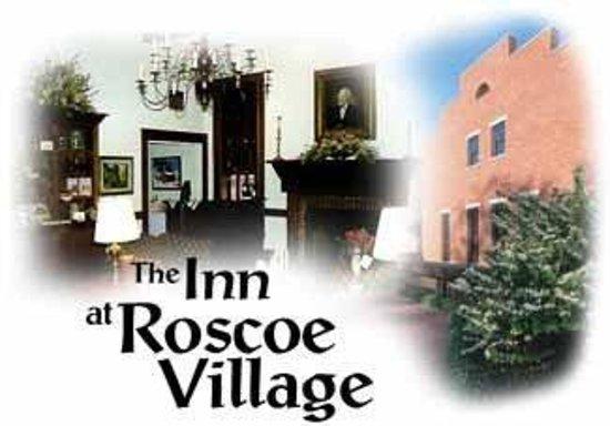 Roscoe Motor Inn: Exterior