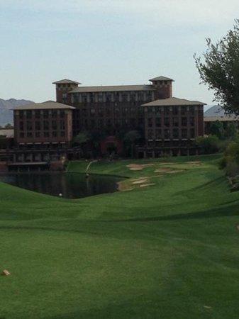 Kierland Golf Club: what a palace