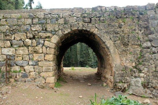 Hagoshrim Hotel & Nature: Aqueduct